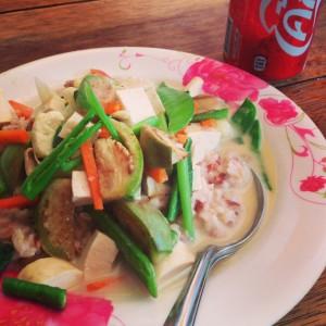 Veggie Curry von Mr Yim