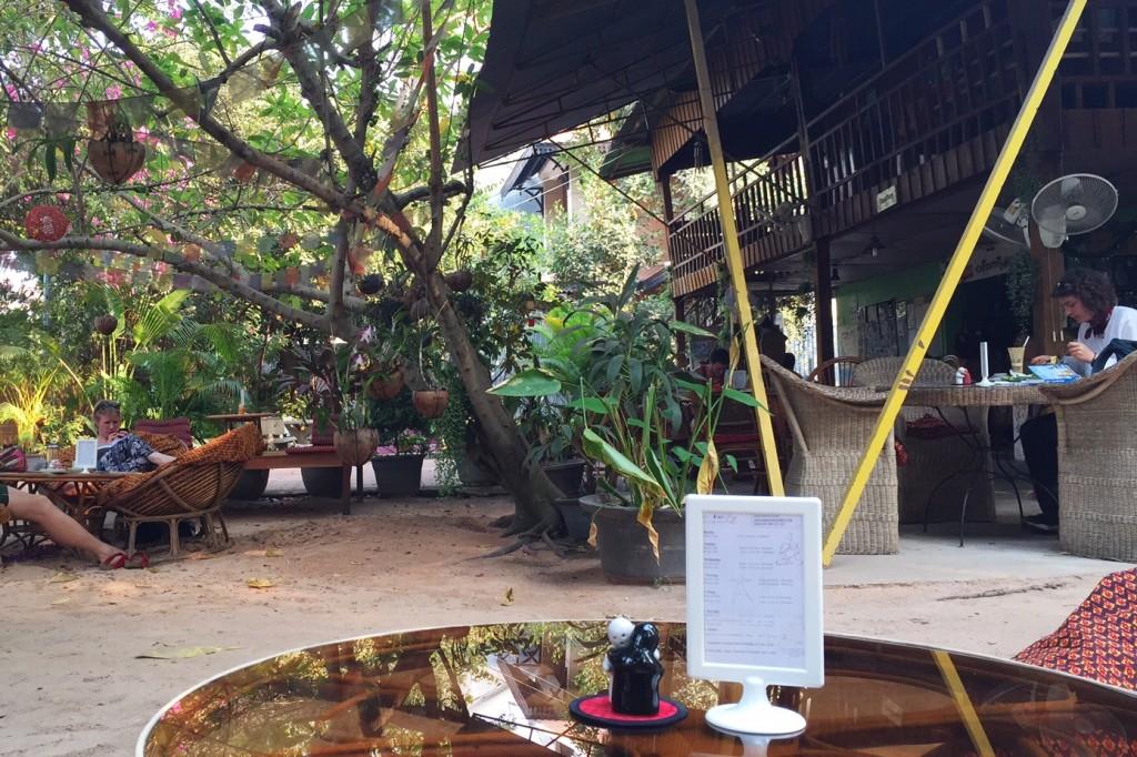 Peace Cafe Siem Reap