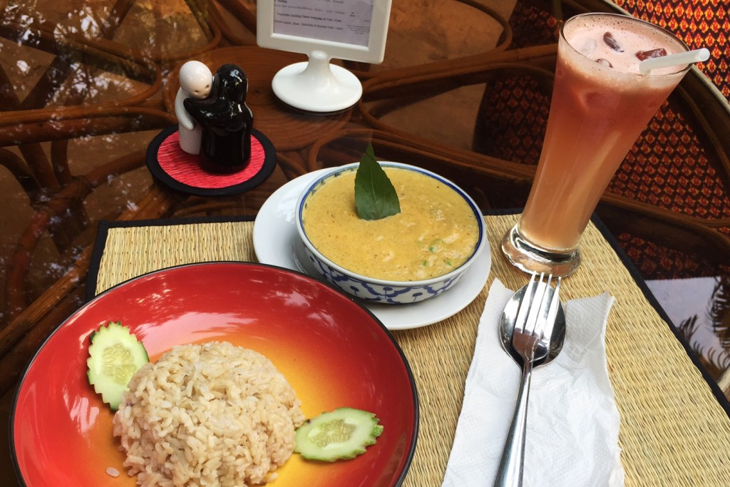 Im peace Cafe Siem Reap