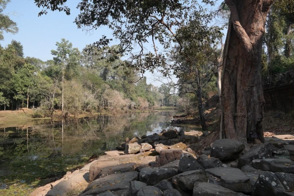 Idylle um Angkor Thom