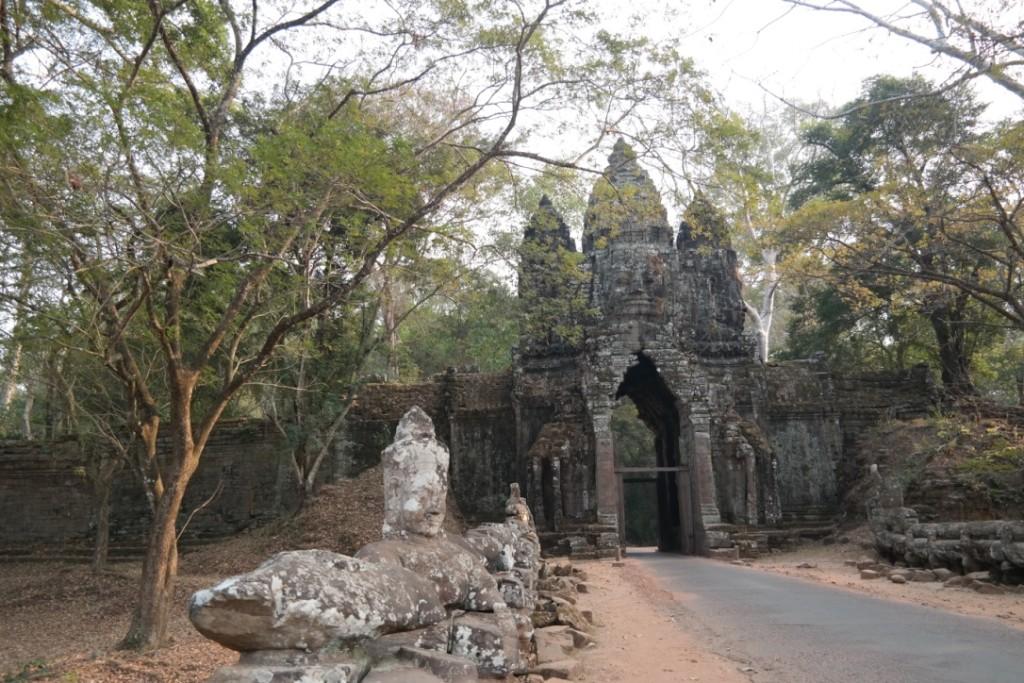 Angkor Thom Nordtor