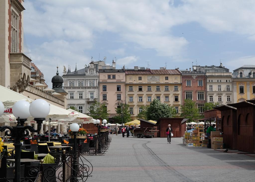 Marktplatz Krakau