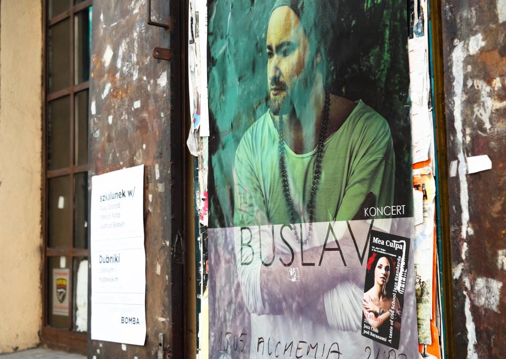 In concert: Buslav