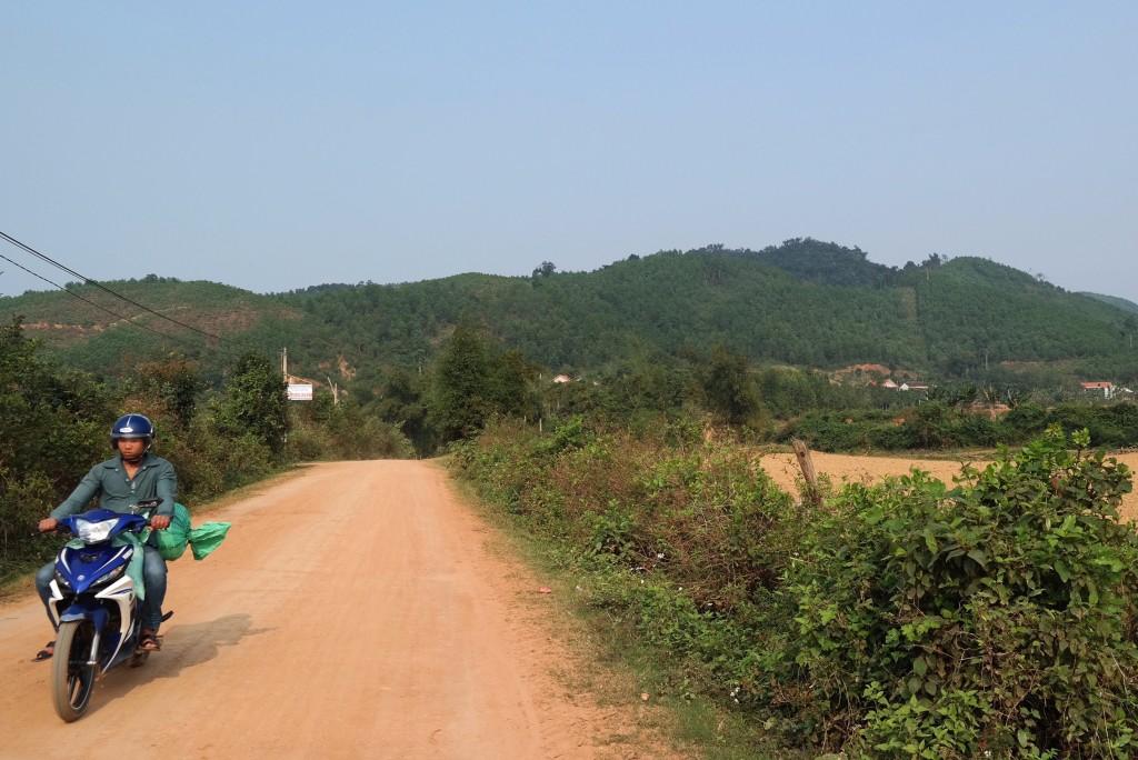 dörfliches Vietnam