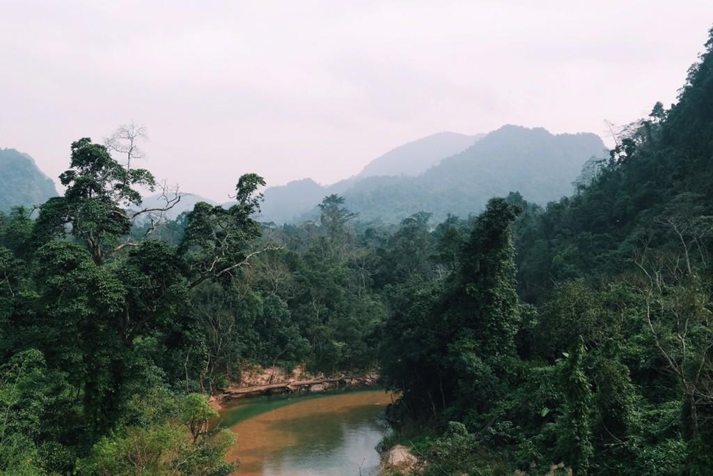 Phong Nha Ke Bang Nationalpark