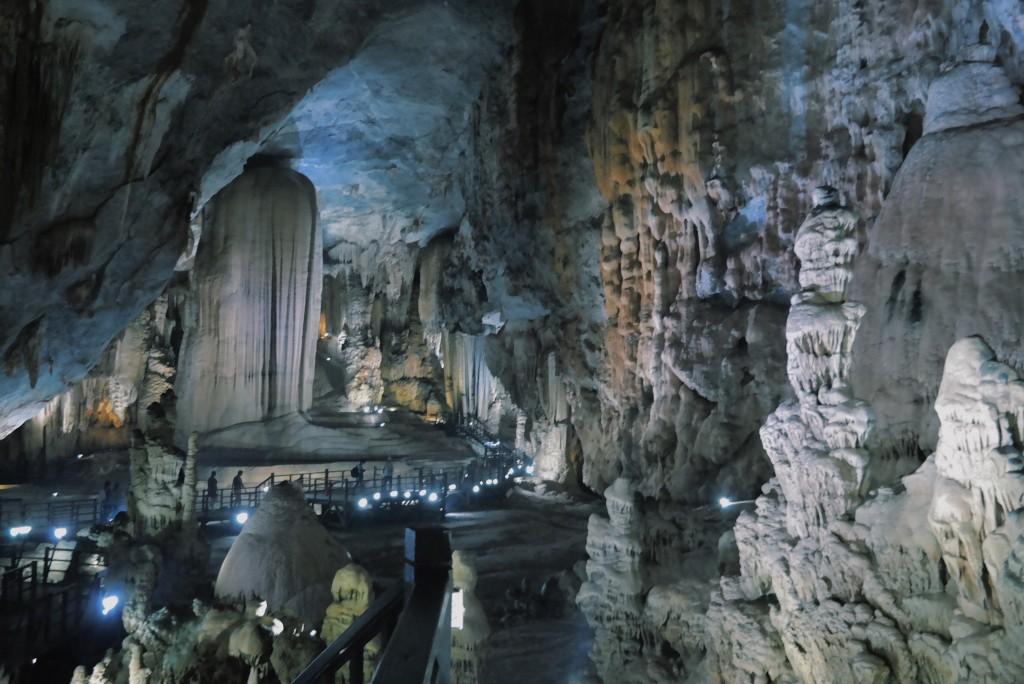 Paradise Cave Phong Nha Ke Bang Nationalpark Vietnam