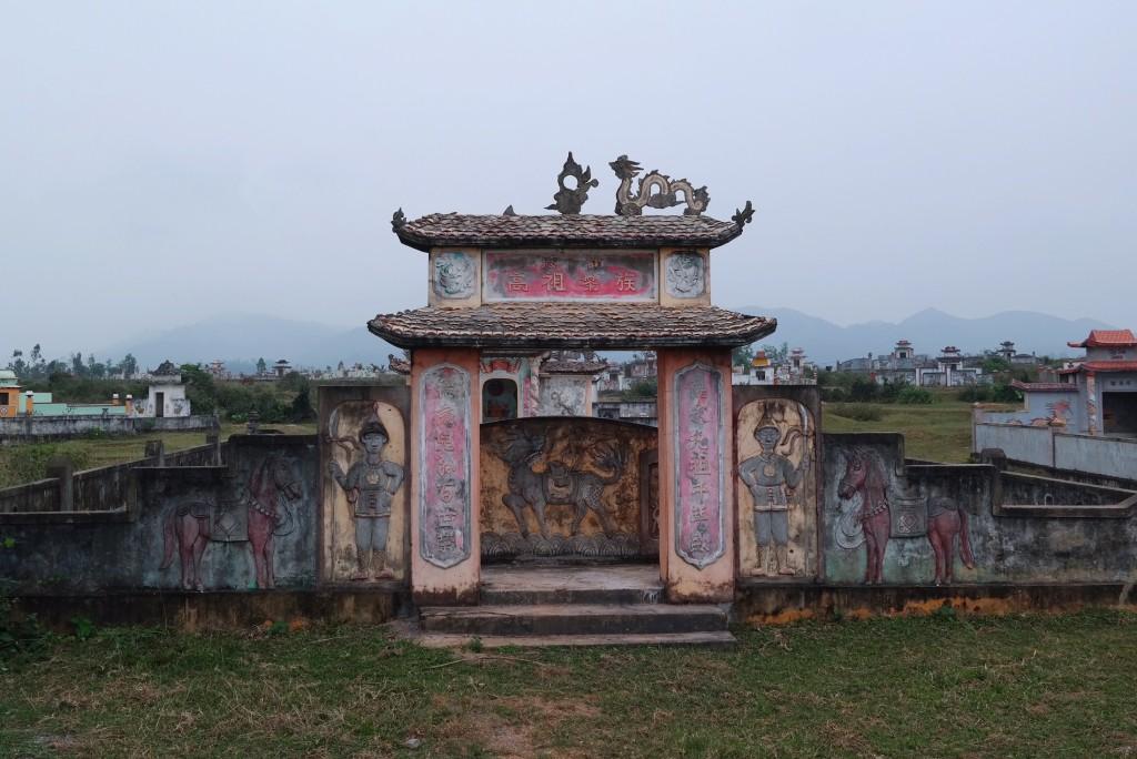 Friedhof Vietnam