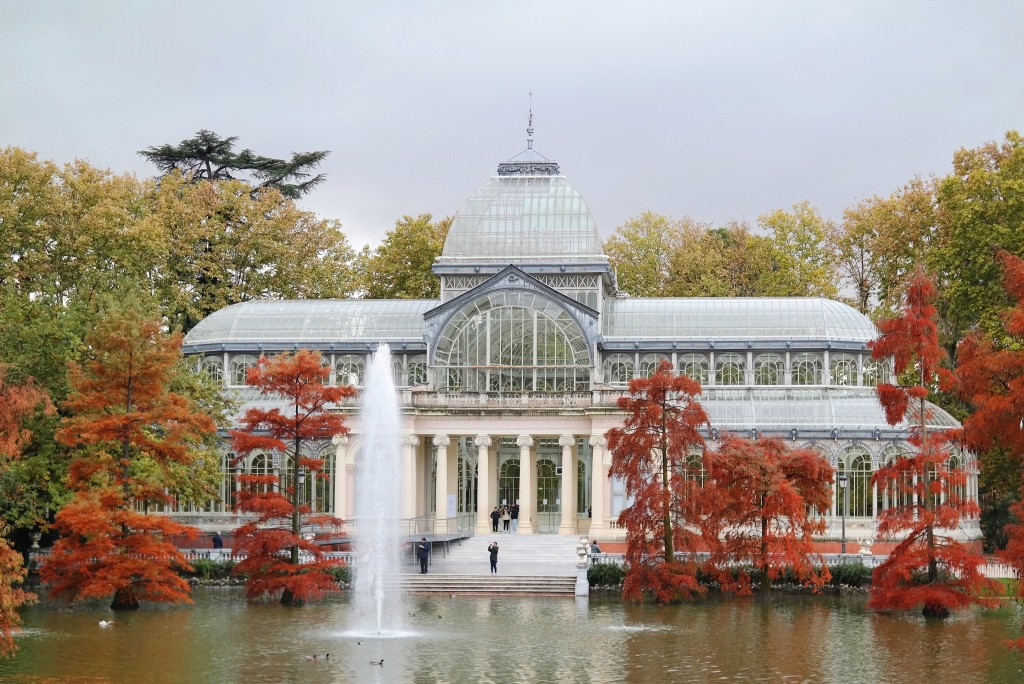 Palacio de Cristal - Kristallpalast