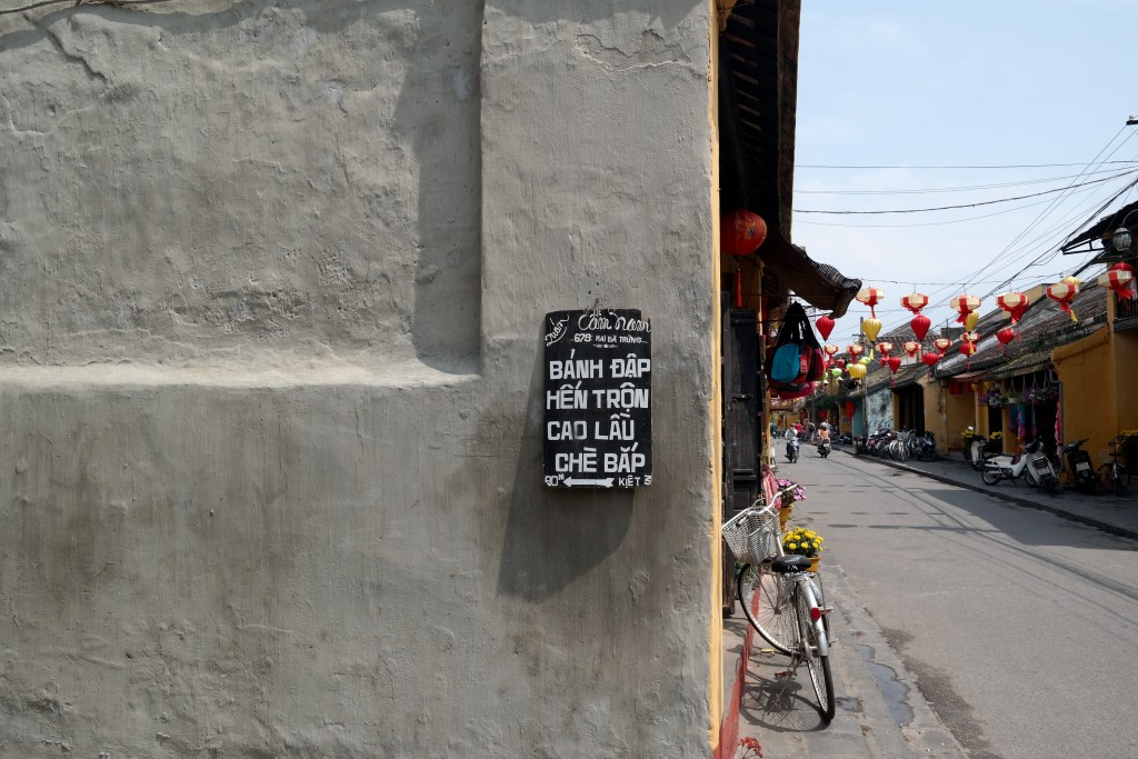 Spezialitäten in Hoi An