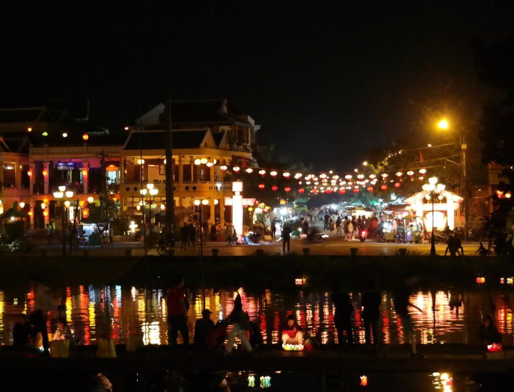 Hoi An bei Nacht