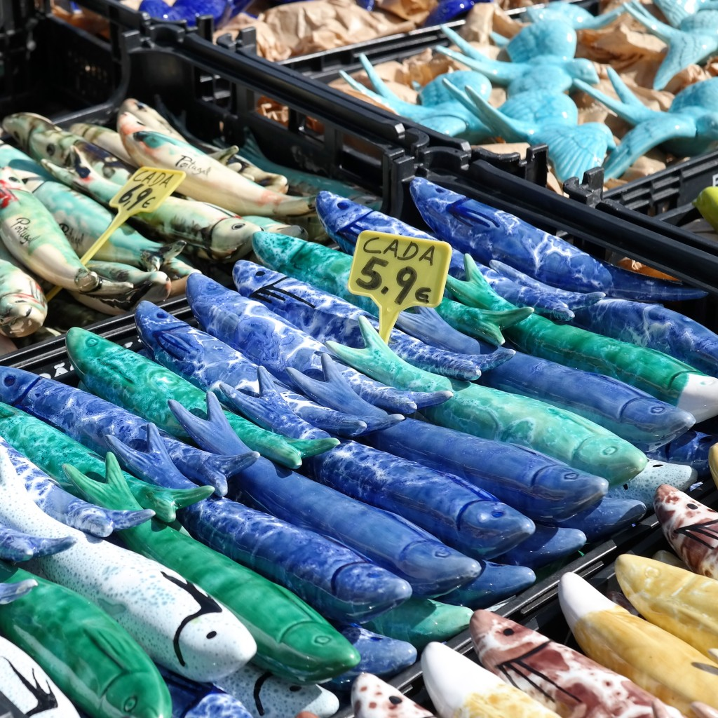 Flohmarkt Lissabon