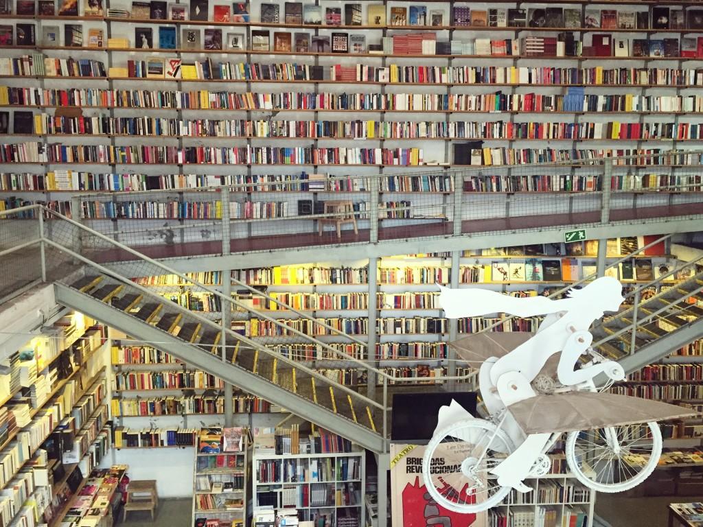 Ler Devagar Buchladen Lissabon