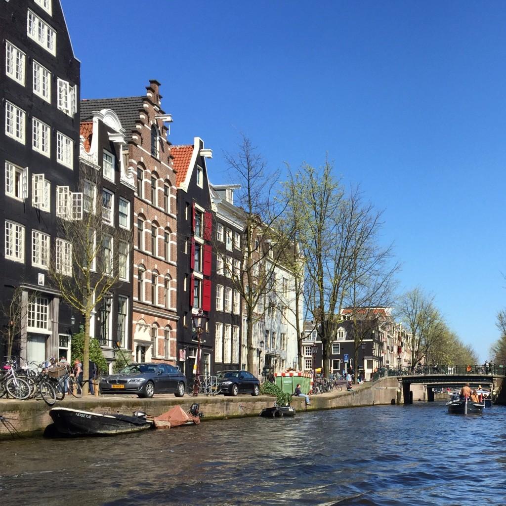 tretbootfahren in amsterdam