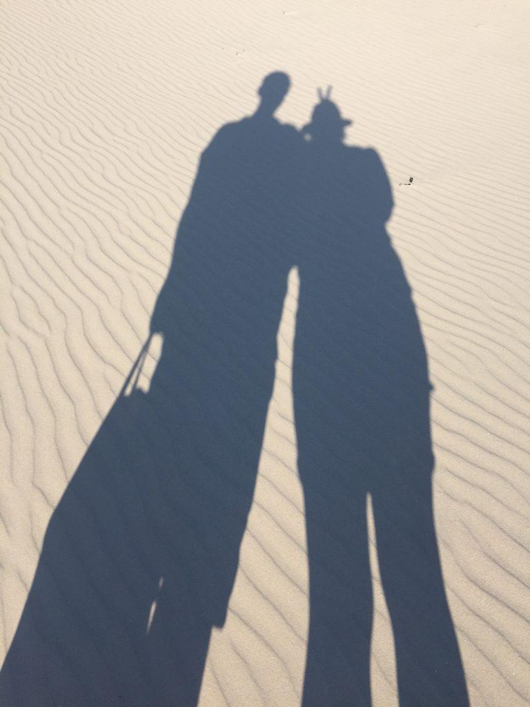 Schattenpaar_Amrum