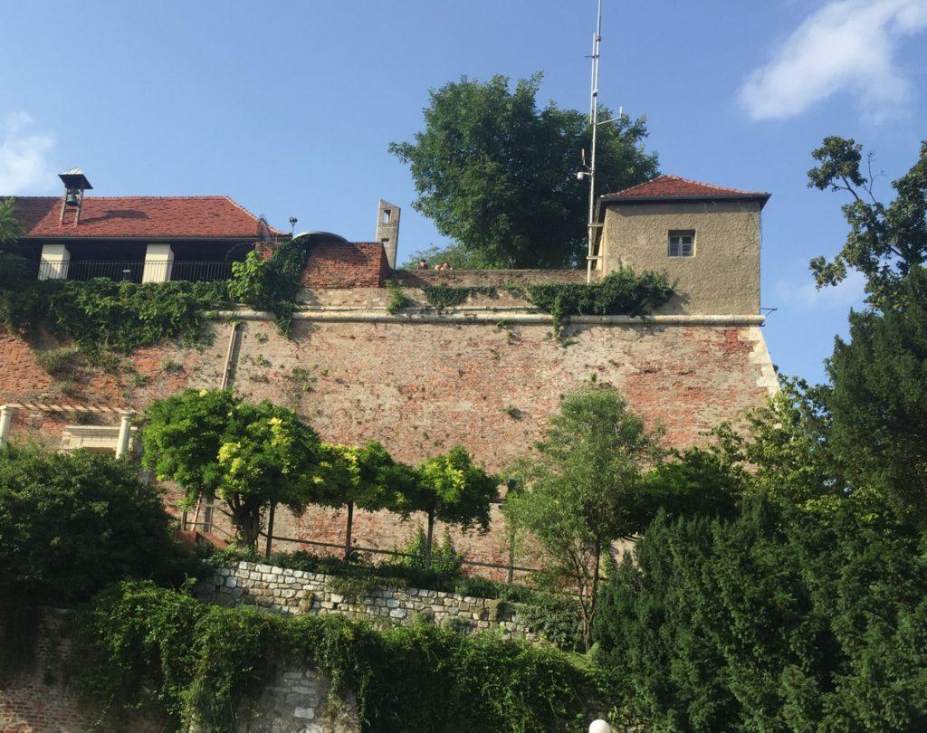 Graz - auf dem Schlossberg
