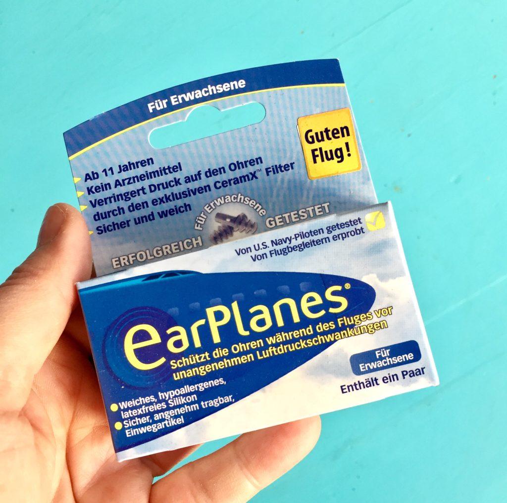 Reiseplanung earPlanes