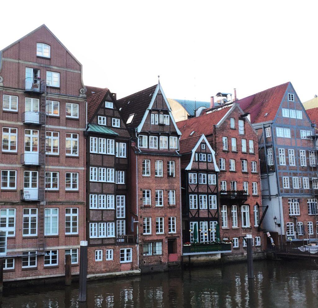 Tagebuchbloggen in Hamburg, nicht Amsterdam