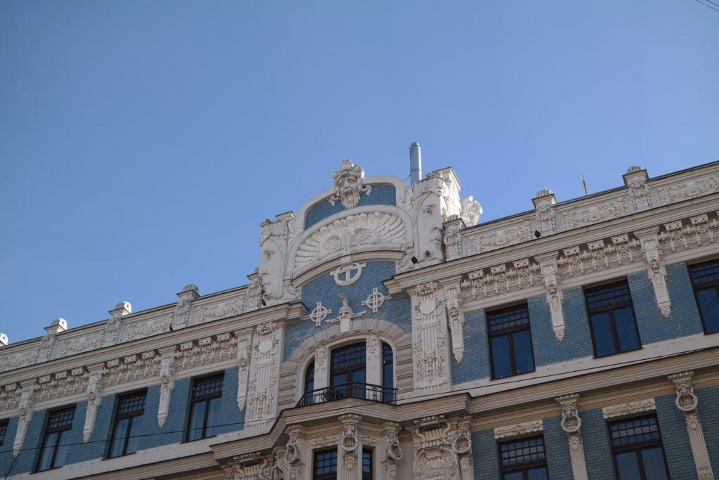 Kurztrip nach Riga: Tipp- Jugenstilviertel
