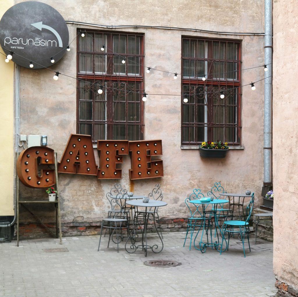 Kurztrip nach Riga: Cafe Tipp in der Altstadt