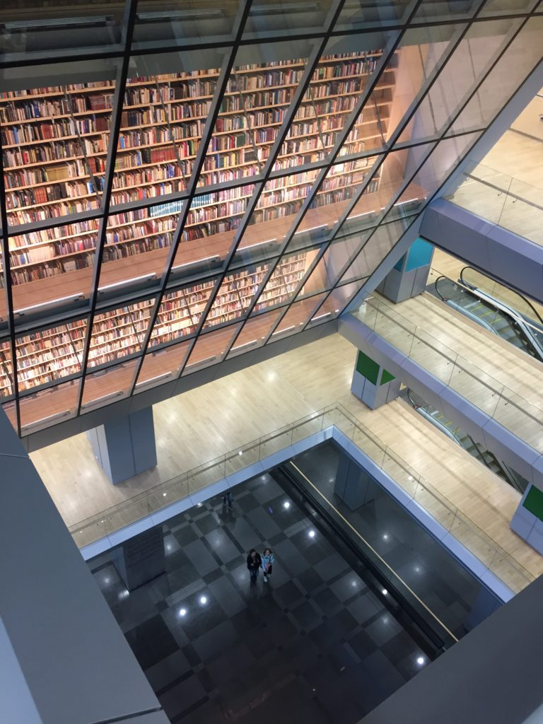 Kurztrip nach Riga: Lettische Nationalbibliothek